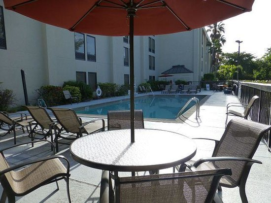 Hampton Inn Central Naples: Pool