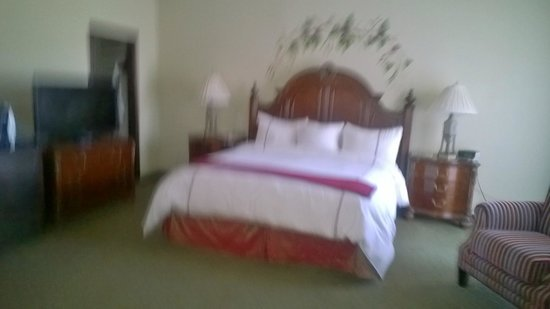 South Coast Winery Resort & Spa: Comfy Bed