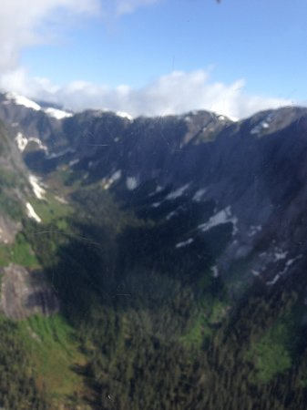 Misty Fjords National Monument : View from the Floatplane