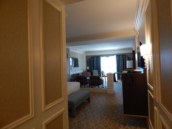 The Venetian Las Vegas: Room from Entry