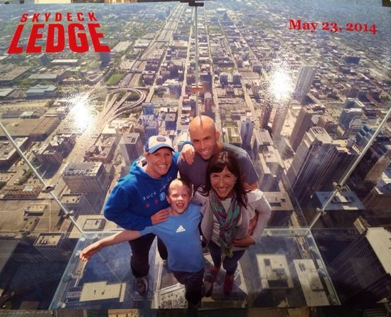 Skydeck Chicago - Willis Tower: The Ledge