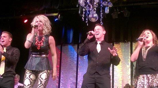 Main Street Live: Grapevine Opry Show Cast