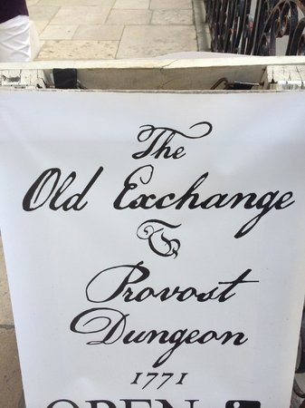 Old Exchange & Provost Dungeon : A Must Visit in Charleston