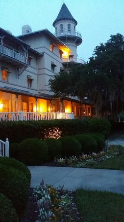 Jekyll Island Club Resort: beautiful historic resort