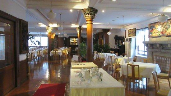 Nikko Kanaya Hotel: Dining Room