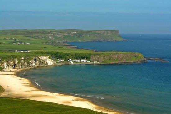 Craig Cottage Bed & Breakfast: cliff2