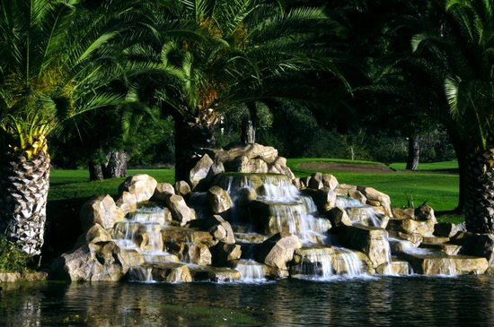 San Vicente Golf Resort: San Vicente Golf Course 18th Hole