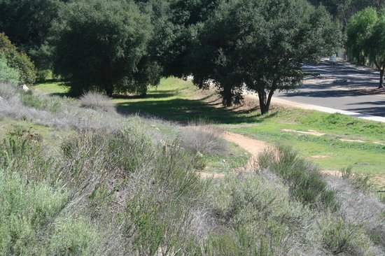 San Vicente Golf Resort: Fitness Course 3 mile groomed course