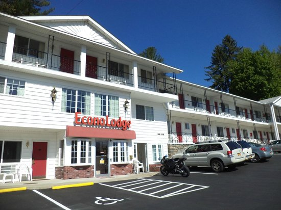 Econo Lodge Downtown: Sunny place