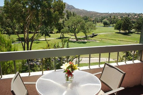 San Vicente Golf Resort : Lodge room view from every room