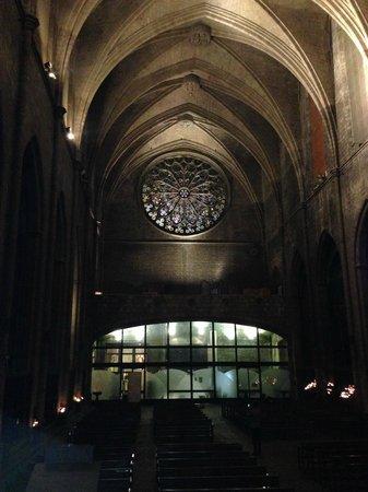 Basilica de Santa Maria del Pi: Roseta de la Basilica del Pi