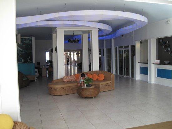 Sunscape Curacao Resort Spa & Casino : Lobby Area