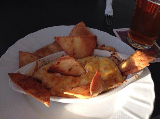 Billfish Bar & Grill: Crab dip