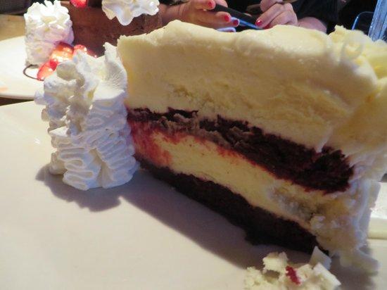 The Cheesecake Factory: Red Velvet