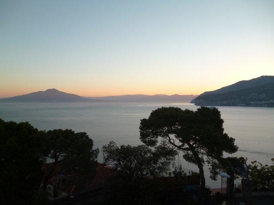 Hotel Residence Miramare: Amanhecer em Sorrento