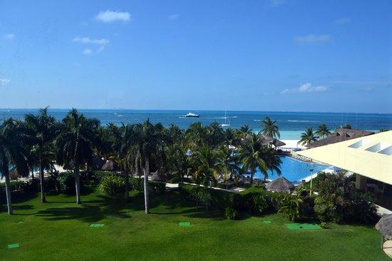 Presidente InterContinental Cancun Resort: Vista desde la habitación
