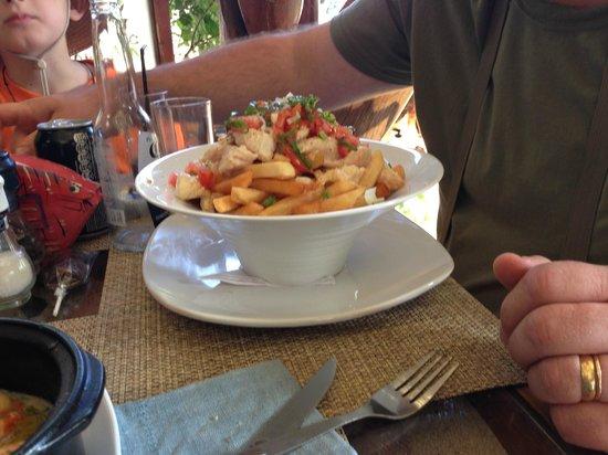 Makona Restaurant : Abundante y Rico