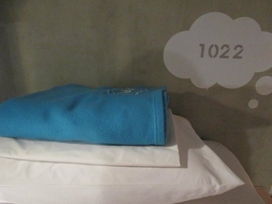 Lub d Bangkok - Siam Square: Sweet bed room (dorm)