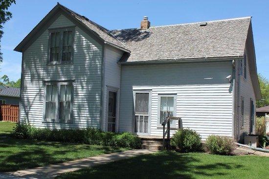 Laura Ingalls Wilder Memorial: Kleine huis op de prairie