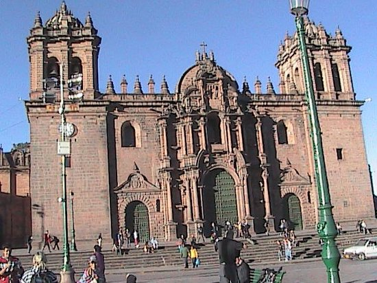 Centro Historico De Cusco: Catedral de Cusco