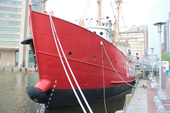 Historic Ships in Baltimore: Something to see,  so many in one area