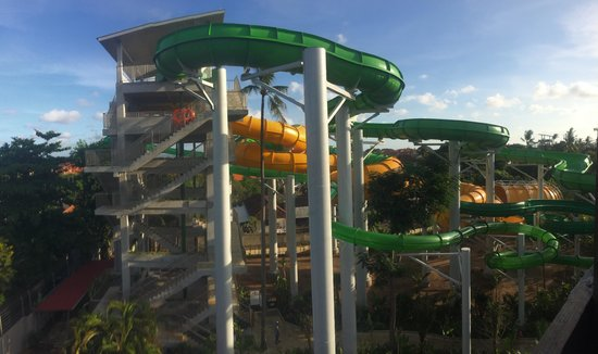 Waterbom Bali : Excitement