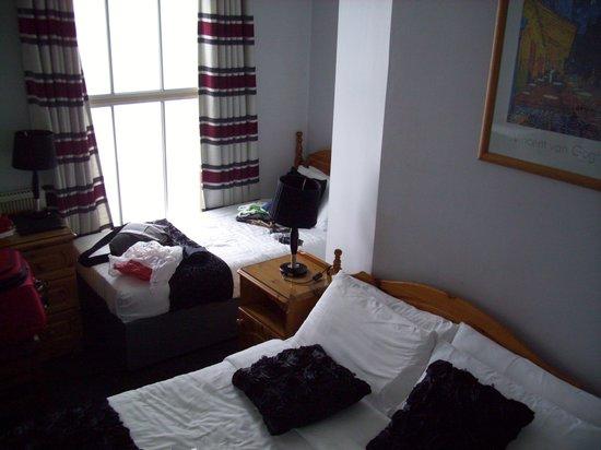 Kildare Street Hotel: Comfortable beds
