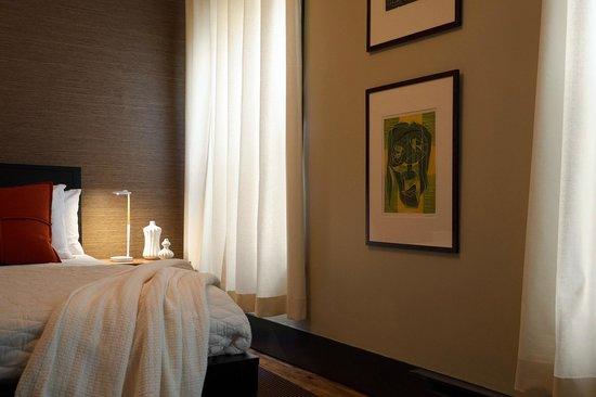 The Nash: Bedroom