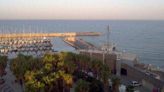 Carlton Tel Aviv : Vista para o mar