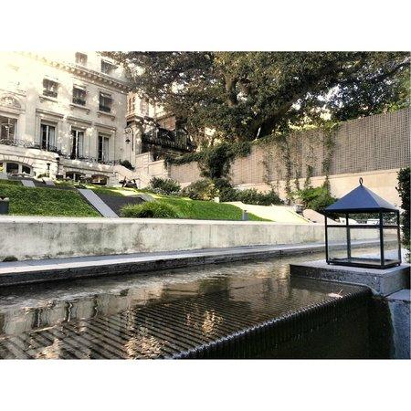 Palacio Duhau - Park Hyatt Buenos Aires : Jardin