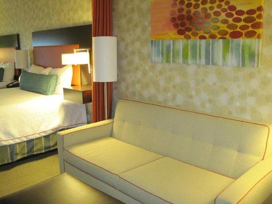 Home2 Suites By Hilton Memphis - Southaven: pullout sofa