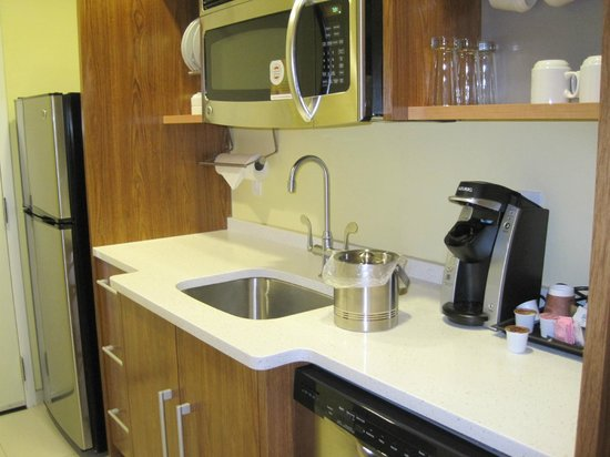 Home2 Suites By Hilton Memphis - Southaven: kitchenette