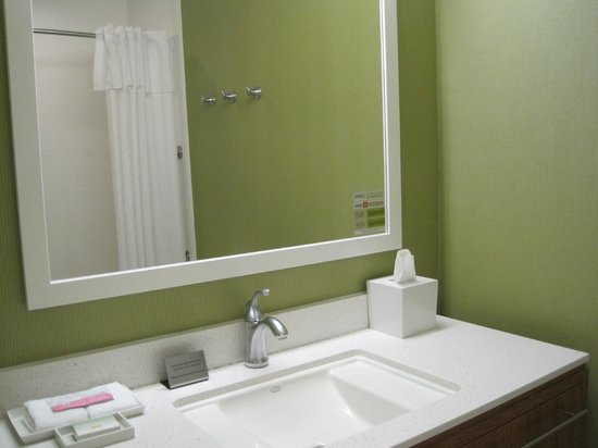 Home2 Suites By Hilton Memphis - Southaven: bathroom