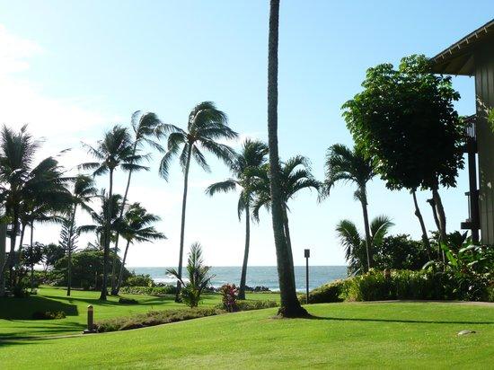 Lae Nani Resort Condos: View from the Lanai