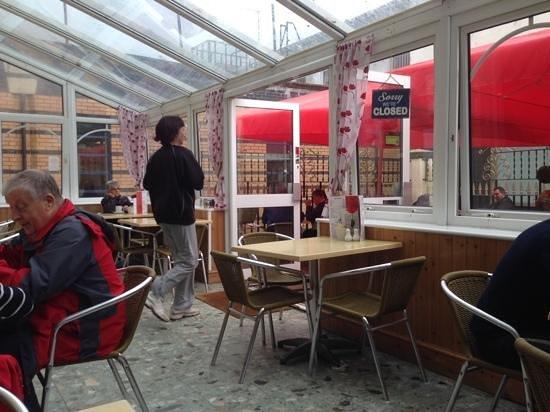 The Holmans Courtyard Cafe Paignton Restaurant Reviews Photos Tripadvisor