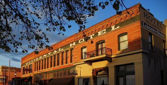 The Historic Occidental Hotel & Saloon and The Virginian Restaurant : The Hotel