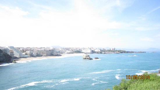Phare De Biarritz : scenic