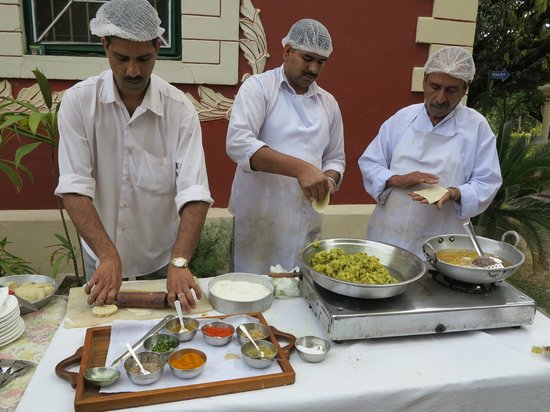 WelcomHeritage Judge's Court: cooking classes