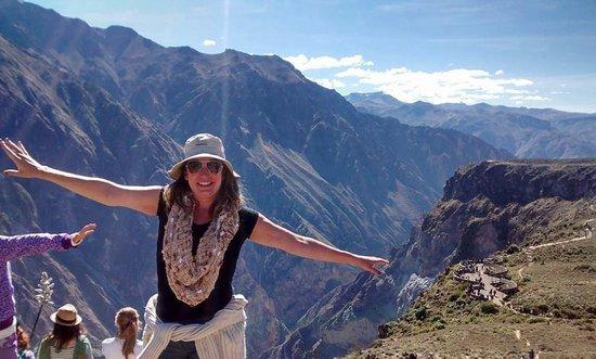 South Adventure Peru Tours : Vale Del Colca