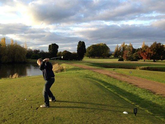 Quamby Estate: Quamby Golf