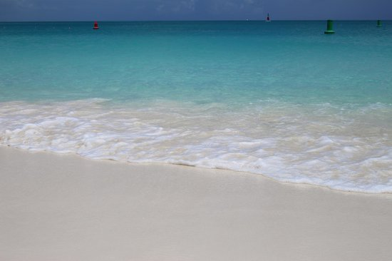 Grace Bay Club : Turquoise water….