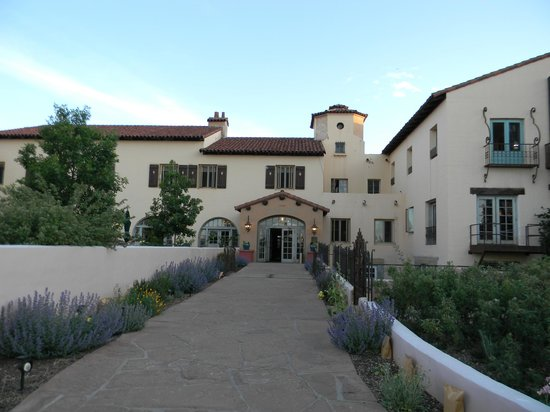 La Posada Hotel: The first look.