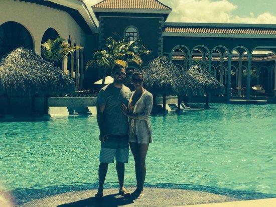 Paradisus Palma Real Golf & Spa Resort: First day!