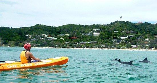 Cape Byron Kayaks: Wategos Beach