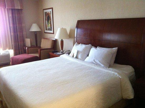 Hilton Garden Inn Reno: Bed