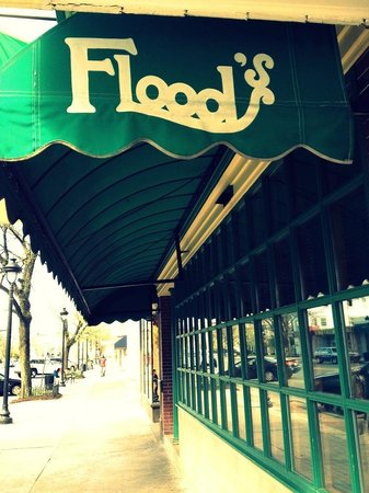 Flood's: From the street