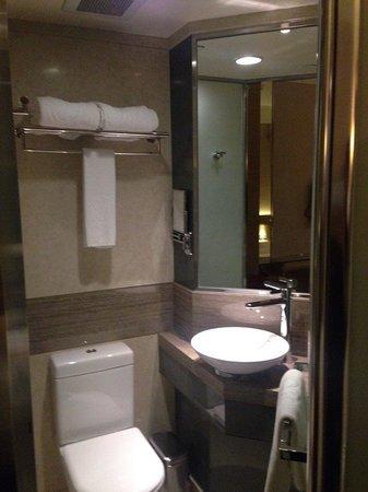 Rosedale Hotel Kowloon : Toilet