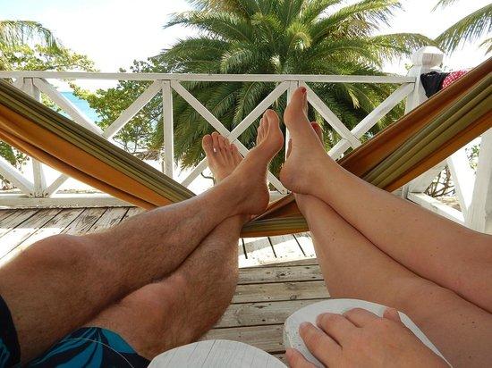 Coconut Beach Club : From the balcony