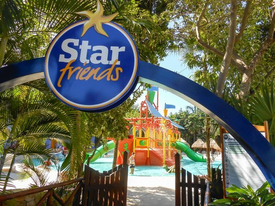 Iberostar Paraiso Lindo : Star Friends