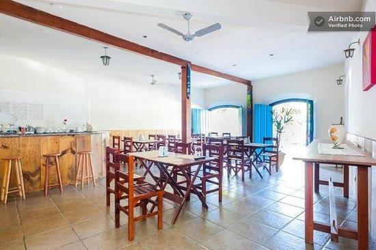 Pousada Refron du Mar: Salao cafe da manha
